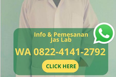 jual jas praktikum laboratorium