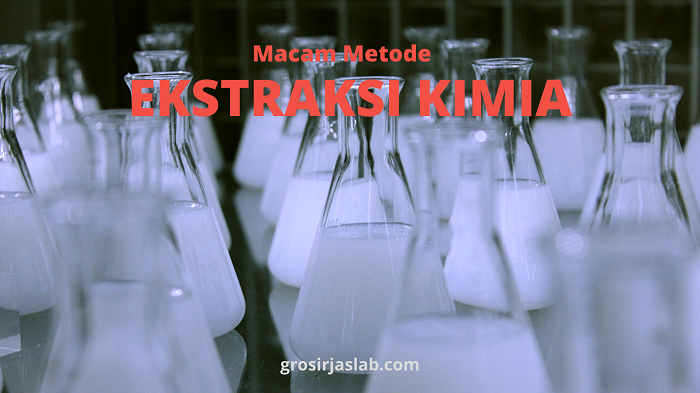 metode-metode ekstaksi kimia