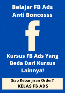 kelas fb ads